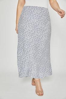 Sara Bias Cut Skirt - 252651