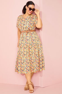 Sara Tiered Dress - 252654