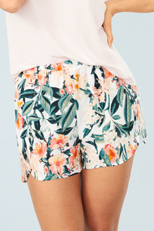Mia Lucce Allover Printed Shorts - 252669