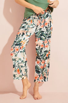 Mia Lucce Allover Printed 3/4 PJ Pants - 252671