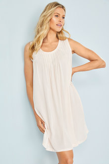 Mia Lucce Pleated Nightie - 252672
