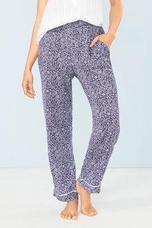 Mia Lucce Waist Tie PJ Pants - 252675