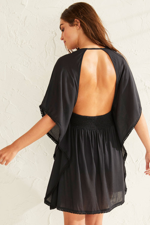 Capture Swimwear Open Back Cover Up