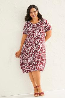 Sara Linen Dress - 252737