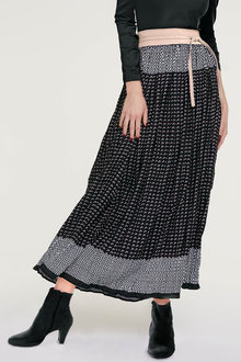 Heine Crinkle Effect Skirt - 252770
