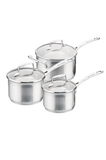 ScanPan Saucepan Set - 3 Pieces - 252814
