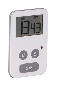 Avanti Digital Slim Timer with Flashing Light - 252819