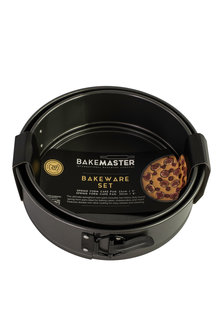 Bakemaster Cake Pan Twin Pack - 252823