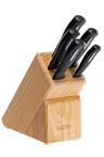 Scanpan 6 Piece Knife Block Set