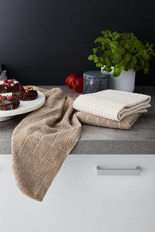 Microfibre Kitchen Towel Set of Three - 252893