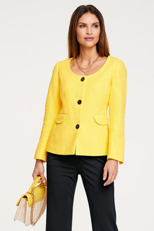 Heine 3/4 Sleeve Short Jacket - 252905
