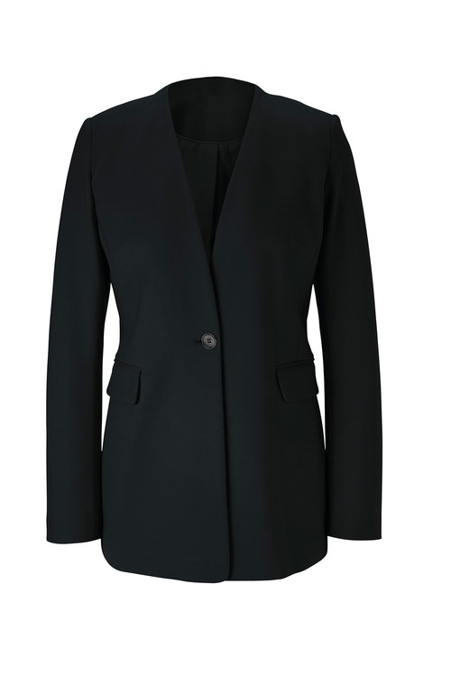 Heine V Neck Jacket