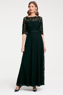 Heine Evening Dress with Lace - 252909