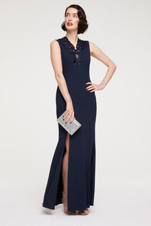 Heine SleeveLess Evening Dress - 252910