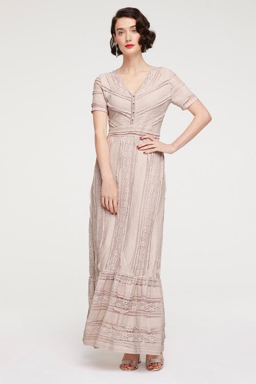 Heine Evening Dress W Valance