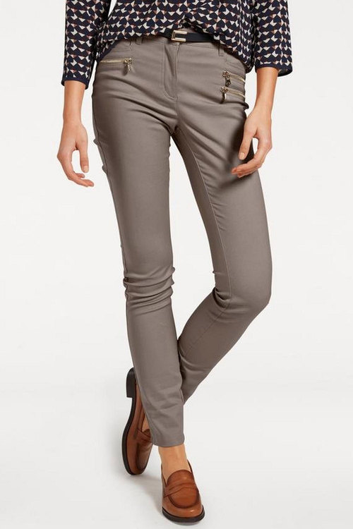 Heine Aleria Pants with Pushup Effect
