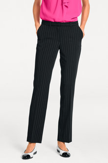 Heine Calea Pinstripe Trousers - 252957