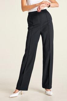Heine Plain Pants Elastic Waistband - 252961