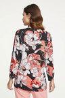 Heine Long Sleeve Printed Top