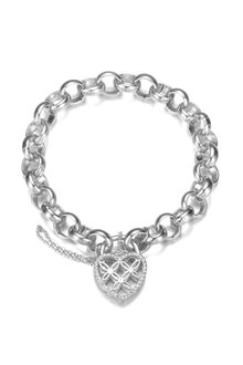 Mestige Sweetheart Bracelet with Swarovski Crystals - 252977