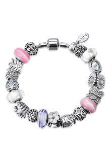 Mestige Joyful Bracelet with Swarovski Crystals - 252981