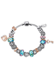 Mestige Cherished Bracelet with Swarovski Crystals - 252982
