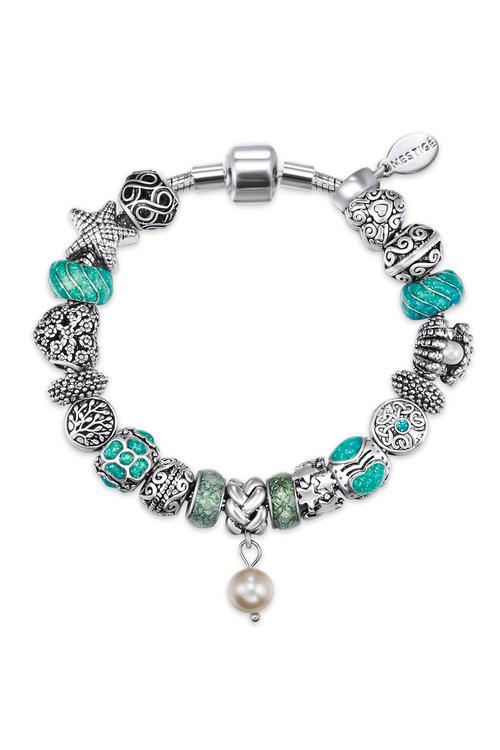 Mestige Refreshing Bracelet with Swarovski Crystals