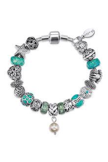 Mestige Refreshing Bracelet with Swarovski Crystals - 252983