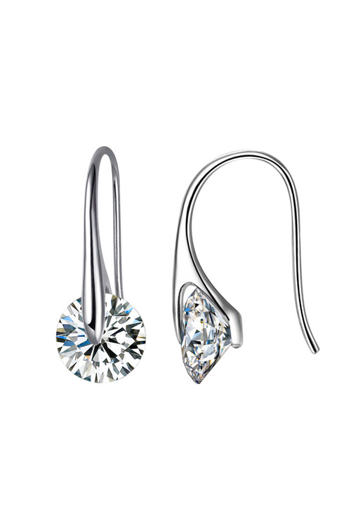 Mestige Eclipse Earrings with Swarovski Crystals