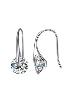 Mestige Eclipse Earrings with Swarovski Crystals - 252988