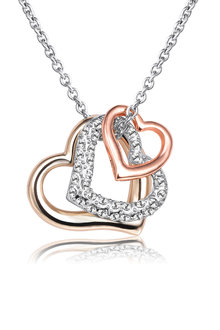 Mestige L'Amour Necklace with Swarovski Crystals - 253003