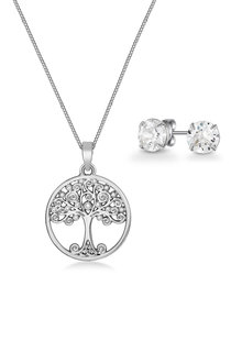 Mestige Back to Nature Set with Swarovski Crystals - 253005