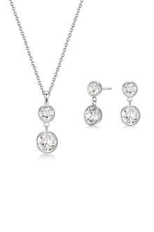 Mestige Nyree Set with Swarovski Crystals - 253011