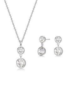 Mestige Nyree Set with Swarovski Crystals
