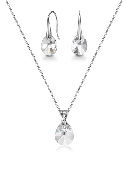 Mestige Pascal Set with Swarovski Crystals