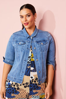 Sara Denim Jacket - 253032