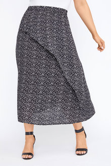 Sara Layered Skirt - 253051