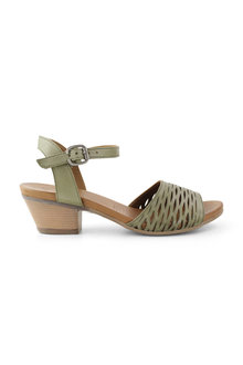 Bueno Judy Mid Heeled Sandal - 253071