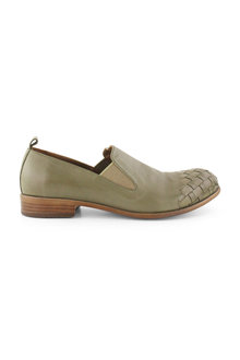 Bueno Latice Flat Dress Shoe