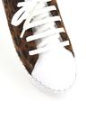 Bueno Sailor Platform Leather Sneakers
