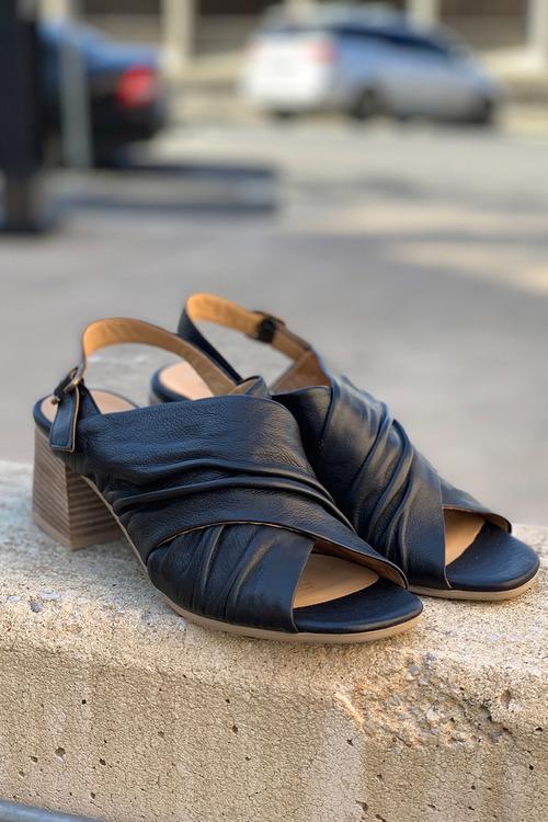 Bueno Violin Dress Sandal