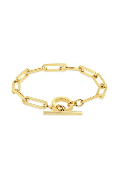Fairfax & Roberts Chain Link Bracelet