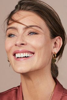 By Fairfax & Roberts Contemporary Heart Earrings - 253241