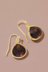 Fairfax & Roberts Gemstone Single Drop Earrings