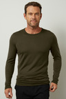 Southcape Merino Crew Neck Top