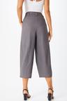 Grace Hill Linen Panel Detail Trousers