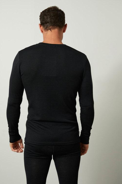 Isobar Mens Thermal Long Sleeve Top