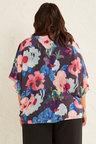 Sara Kimono Sleeve Top
