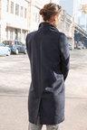 Emerge Brushed Coat