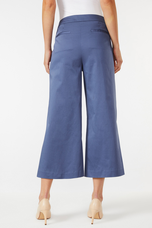 Grace Hill Structured Panelled Culotte